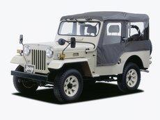 Mitsubishi Jeep J