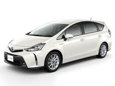 Toyota Prius Alpha