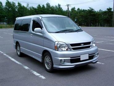 Toyota Touring HiAce
