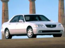 Acura RL I Рестайлинг