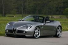 Alfa Romeo 8C Competizione Родстер