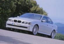 Alpina D10 E39 Седан