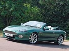 Aston Martin DB7 Кабриолет