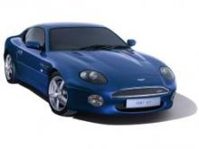 Aston Martin DB7 Купе