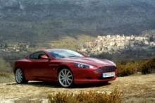 Aston Martin DB9 I Купе