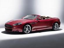 Aston Martin DBS Кабриолет