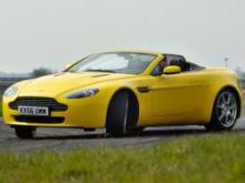 Aston Martin V8 Vantage III Родстер
