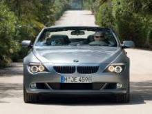 BMW 6er II (E63/E64) Рестайлинг Кабриолет