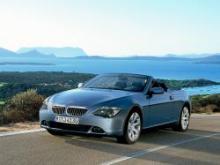 BMW 6er II (E63/E64) Кабриолет