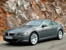 BMW 6er II (E63/E64) Купе