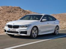 BMW 6 серия g32 Лифтбек Gran Turismo
