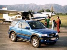 Opel Frontera B Рестайлинг Внедорожник 3дв.