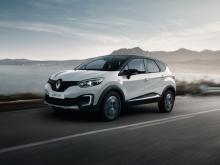 Renault Kaptur I Внедорожник 5 дв.