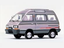 Subaru Domingo kj Микровэн