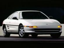 Toyota MR2 II (W20) Купе