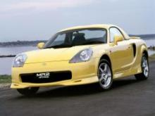 Toyota MR2 III (W30) Купе