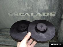 Cadillac Escalade III 2008 установка проставок увеличение клиренса