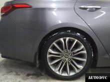 Hyundai Genesis увеличение клиренса задней оси