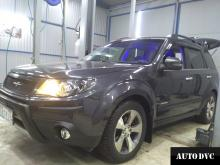 Проставки для увеличения клиренса Subaru Forester III