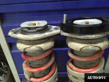 Проставки для увеличения клиренса Subaru Forester III стойка