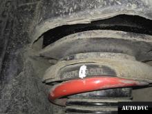 Проставки для увеличения клиренса Subaru Forester