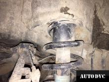 Стойка Honda CR-V III без проставки