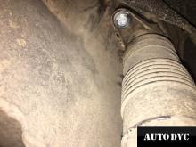 Удлинитель заднего амортизатора Jeep Grand Cherokee