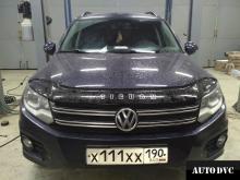 Volkswagen Tiguan I Рестайлинг 2013 гв увеличение клиренса проставки
