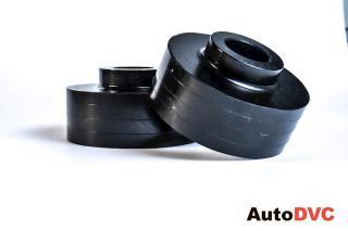 AutoDVC Задняя проставка для увеличения клиренса Audi A3 III (8V) Седан 2013-20